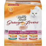 Fancy Feast Variety Pack Cat Food