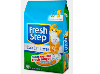 Fresh Step Clay Cat Litter
