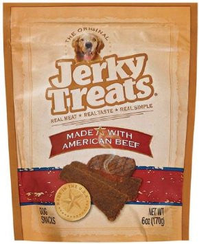 Big Heart Pets Beef Jerky Treats