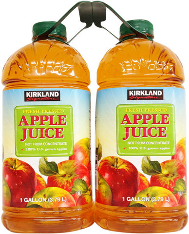 Kirkland Apple Juice