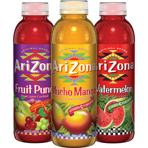 Arizona Juice Variety