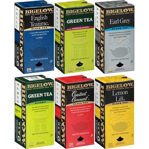 Bigelow Fine Tea Assortment