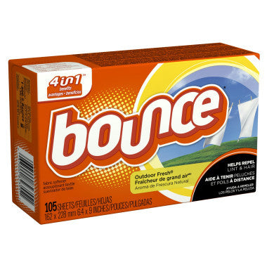Bounce Softener Sheets