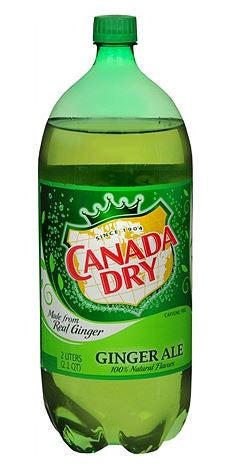Canada Dry Gingerale