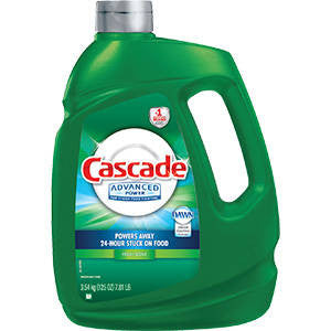 Cascade Advanced Power Dishwasher Gel
