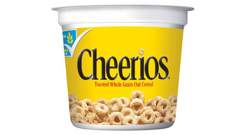 Cheerios Cereal Cups