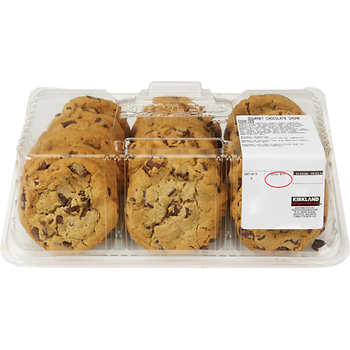 Kirkland Gourmet Chocolate Chunk Cookie