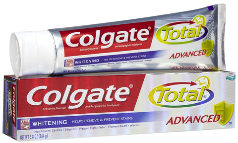 Colgate Total Advanced Toothpastse