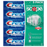 Crest Complete Plus Scope Toothpase