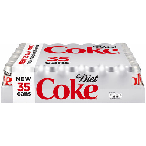 Diet Coke Cans