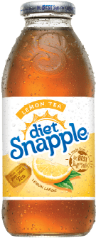 Diet Snapple - Lemon
