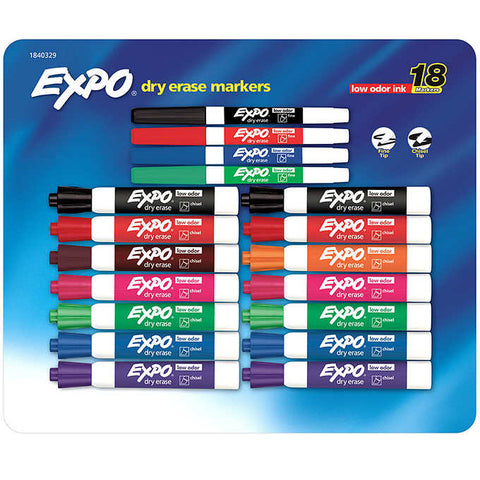 Expo Low Odor Dry