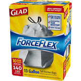 Glad ForceFlex Kitchen Bags