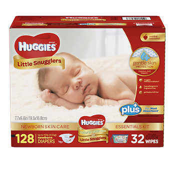 Huggies Infant Diapers