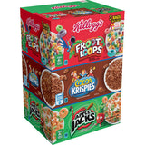 Kellogg's Tri-Fun Pack (Froot Loops, Cocoa Krispies, Apple Jacks)
