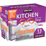 Kirkland Flex-Tech Kitchen Bags