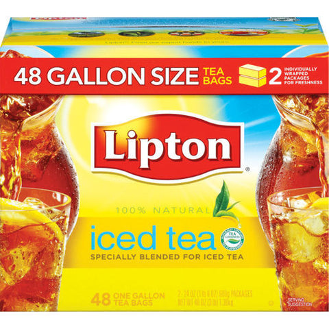Lipton Gallon Size Iced Tea Bags