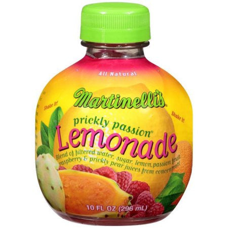 Martinelli's Prickly Passion Lemonade