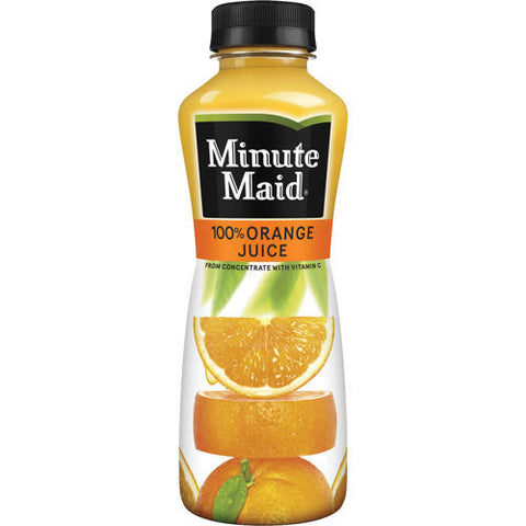 Minute Maid Orange Juice To-Go