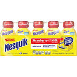 Nesquik Low Fat Strawberry Milk