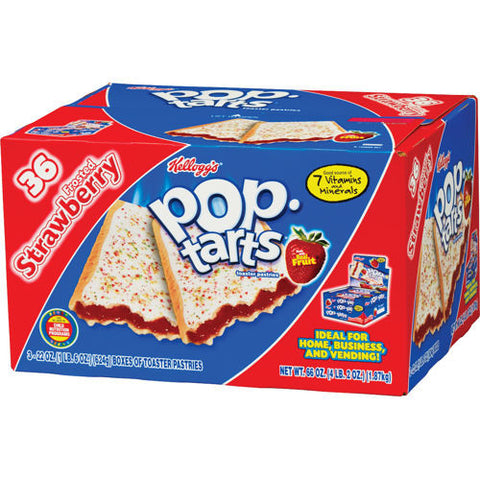 Pop-Tarts Strawberry