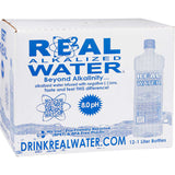Real Water, Alkalized