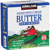 Kirkland Signature Salted Butter Solids