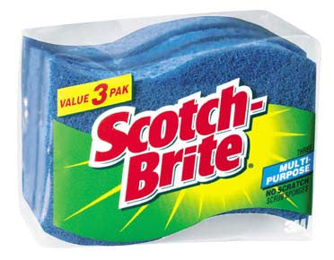 Scotch Bright Multi-purpose Sponge