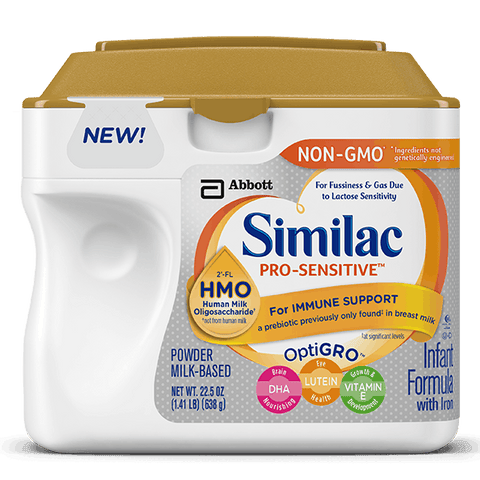 Similac Pro-Sensitive Baby Formula