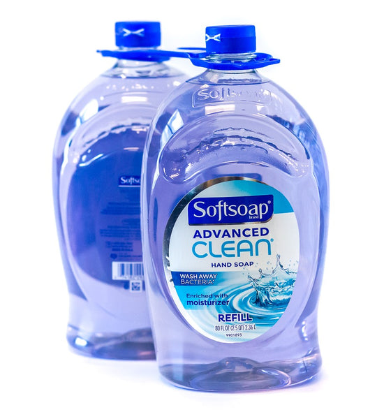 Softsoap Advanced Clean Soap Cinch Your Pantry Hand