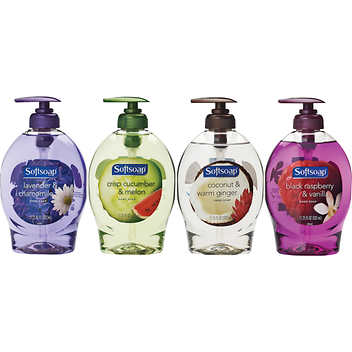 SoftSoap Hand Soap Variety Pack