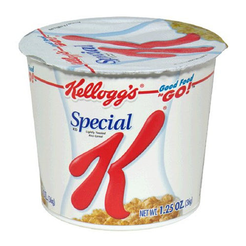 Special K Cereal Cups