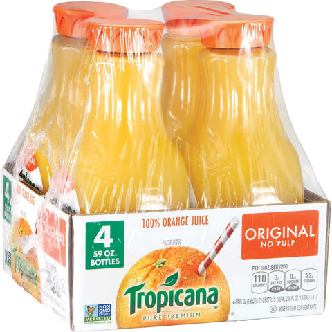 Tropicana Pure Premium 100% Orange Juice