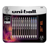 Uni-ball Retractable Gel Pen 207
