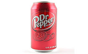 Dr. Pepper Cans