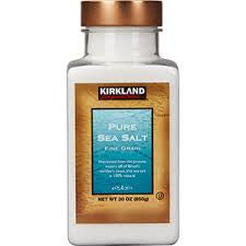 Kirkland Pure Sea Salt