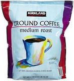 Kirkland Ground Medium Roast Coffee
