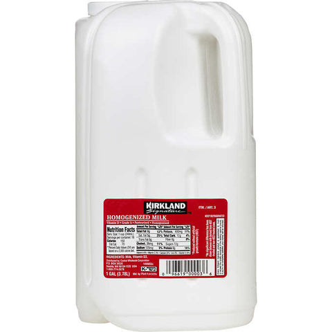 Kirkland Signature Whole Milk