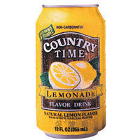 Country Time Lemonade Cans
