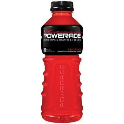 Fruit Punch Powerade