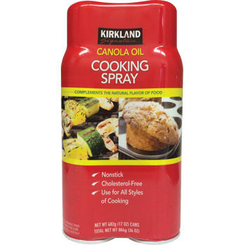 Kirkland Cooking Spray