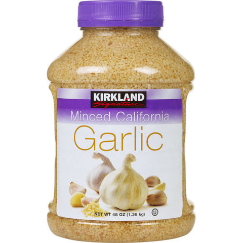 Kirkland Minced Garlic