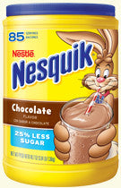 Nesquik Chocolate Milk Mix