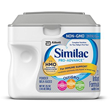 Similac Pro-Advance HMO Infant Formula