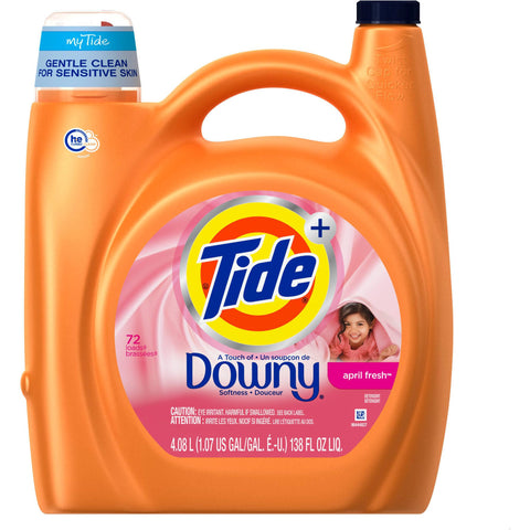 Tide With Downy