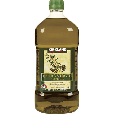 Kirkland Extra Virgin Olive Oil