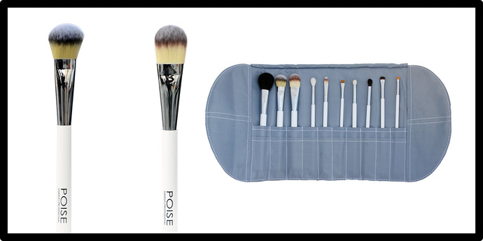 New Pro Makeup Brushes!