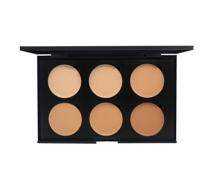 HD CRÈME FOUNDATION | PRO PALETTE COLLECTION