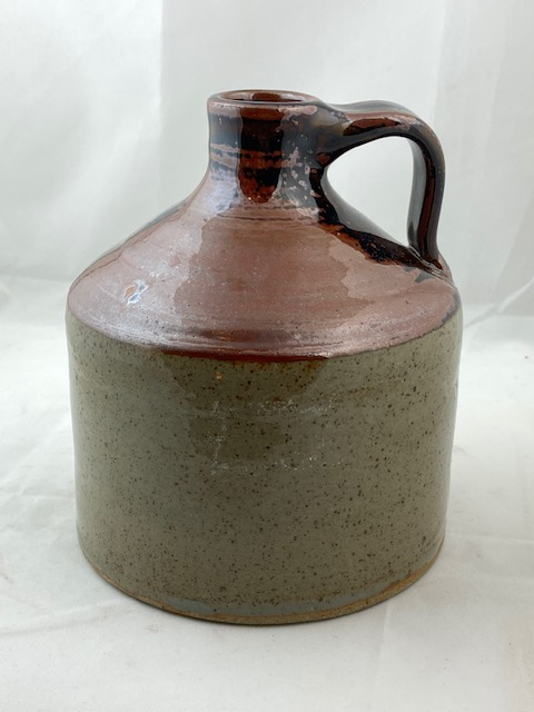 Medium Brown Jug