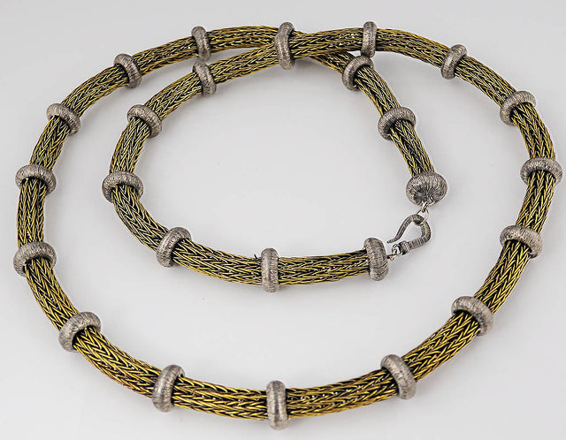 MARIELLA PILATO VIKING NECKLACE